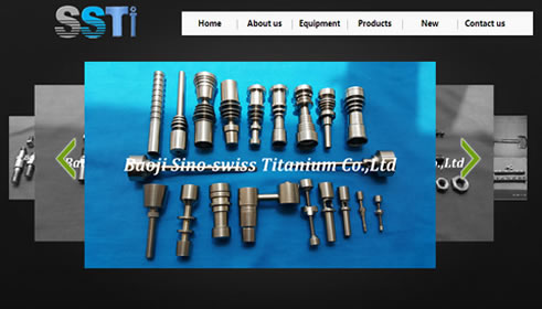 Baoji Sino-Swiss Titanium Co,. Ltd